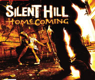 Silent Hill - Homecoming logo