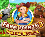 Farm Frenzy 3: Russian Roulette logo