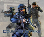 Counter Strike 1.6 Volcano logo