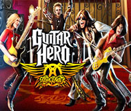 Guitar Hero: Aerosmith logo