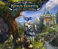 King's Bounty: The Legend logo