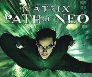 The Matrix: Path of Neo logo