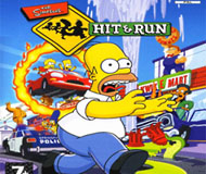 The Simpsons: Hit & Run logo