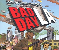 Bad Day L.A. logo