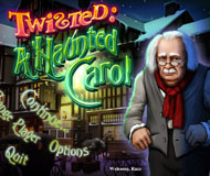 Twisted: A Haunted Carol