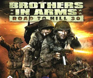 Brothers in Arms: Road to Hill 30 logo