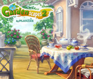 Gardenscapes 2 Collector's Edition logo