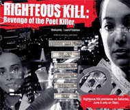 Righteous Kill 2 - Revenge of the Poet Killer