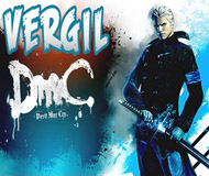 DmC: Devil May Cry - Vergil's Downfall logo