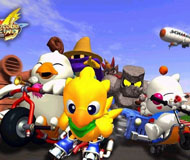 Chocobo Racing logo