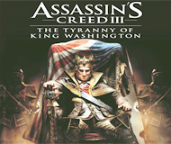 Assassin's Creed III: The Tyranny of King Washington logo