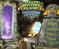 The Treasures of Mystery Island : The Gates of Fate