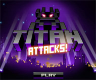 Titan Attacks logo
