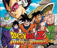 Dragon Ball Z: Attack of the Saiyans logo