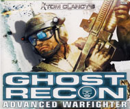 Tom Clancy's Ghost Recon Advanced Warfighter logo