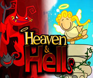 Heaven & Hell - Angelo's Quest logo