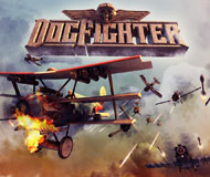 DogFighter logo