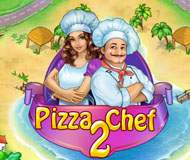 Pizza Chef 2 logo