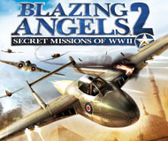 Blazing Angels 2: Secret Missions of WWII logo