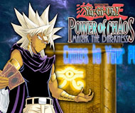 Yu-Gi-Oh! Power Of Chaos: Marik The Darkness logo