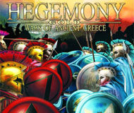 Hegemony Gold: Wars of Ancient Greece logo