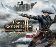 Two Worlds II : Pirates of the Flying Fortress logo