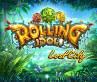 Rolling Idols: Lost City logo