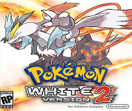 Pokemon White 2 logo