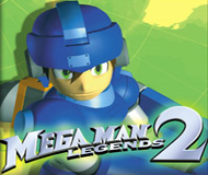 Megaman Legends 2 logo