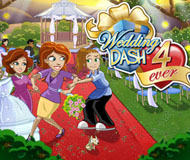 Wedding Dash 4 Ever logo