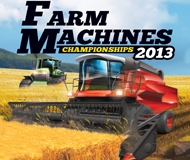 Farm Machines Championships 2013 logo