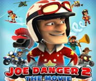 Joe Danger 2: The Movie logo