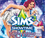 The Sims 3: Showtime - Katy Perry Collector's Edition logo