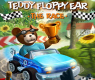 Teddy Floppy Ear: The Race
