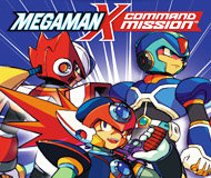 Megaman X: Command Mission logo