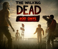 The Walking Dead: 400 Days logo