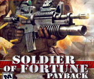Soldier of Fortune: Payback logo