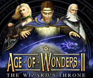 Age of Wonders II: The Wizard's Throne logo