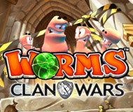 Worms Clan Wars logo
