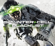 Tom Clancy's Splinter Cell Blacklist logo