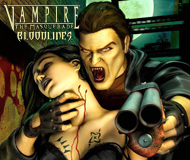 Vampire: The Masquerade - Bloodlines logo