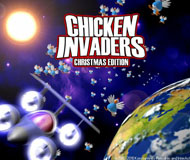 Chicken Invaders 2: Christmas Edition logo