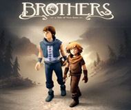 Brothers - A Tale of Two Sons logo