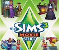 The Sims 3: Movie Stuff logo
