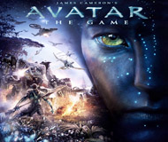 James Cameron's Avatar: The Game logo