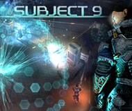 Subject 9 logo