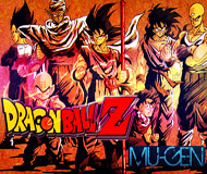 Dragon Ball Z MUGEN Edition 2013 logo