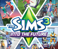 The Sims 3: Into the Future logo