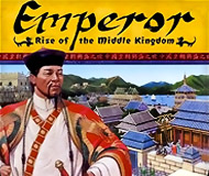 Emperor: Rise Of The Middle Kingdom logo