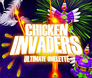 Chicken Invaders 4: Ultimate Omelette - Thanksgiving
